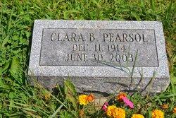 Clara B Pearsol