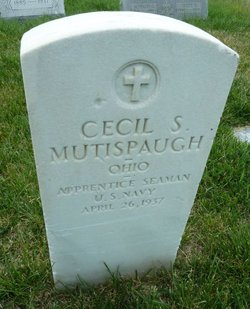 Cecil S. Mutispaugh