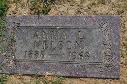 Anna L Nelson