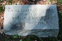 Louise <i>Chapman</i> Johnson