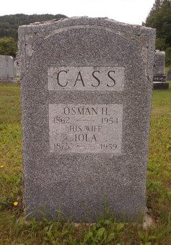 Iola <i>Rollins</i> Cass