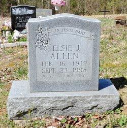 Elsie Jane Allen