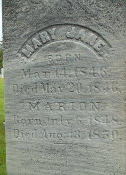 Mary Jane Andrews-Hopkins