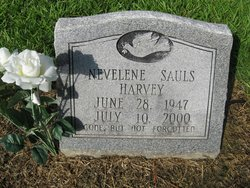 Nevelene <i>Sauls</i> Harvey