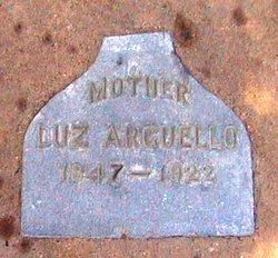 Maria de la Luz Lugarda <i>Osuna</i> Arguello