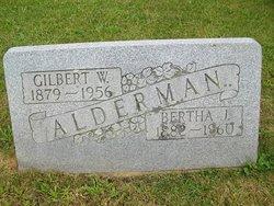 Bertha J. Alderman