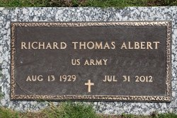 Richard Thomas Albert