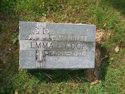 Emma E. <i>Frey</i> Cook