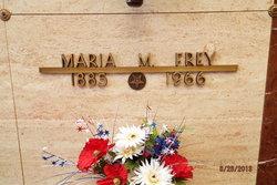 Maria Magdelina <i>Nissen</i> Frey
