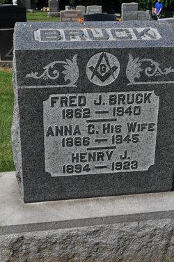 Anna C <i>Lupp</i> Bruck
