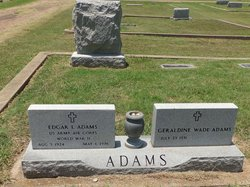 Edgar L. Adams