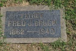 Fred J Bruck