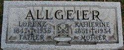 Katherine <i>Gast</i> Allgeier
