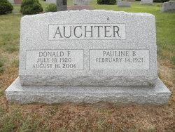 Donald F. Auchter