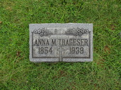 Anna M <i>Schaeffer</i> Trageser