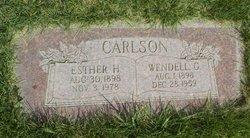 Wendell Garfield Carlson