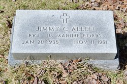 James C Jimmy Allen