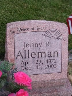 Jenny R Alleman