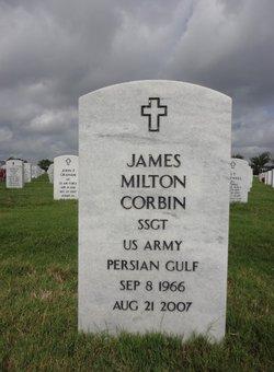 James Milton Jimmy Corbin