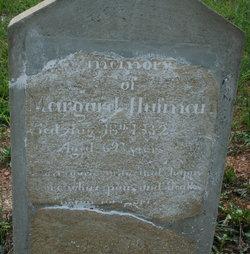 Margaret <i>Hovis</i> Hoffman