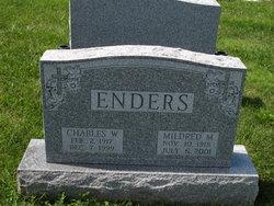 Mildred Marie <i>Spangler</i> Enders