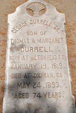 George Currell, Sr