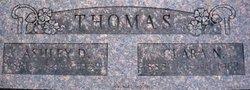 Clara N Thomas