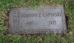 Edmond E Gapinski