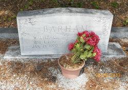 Edna M Barham