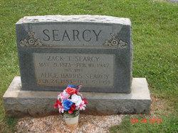 Zachariah Taylor Zach Searcy