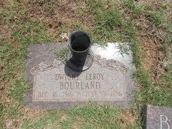 Dwight Leroy Bourland