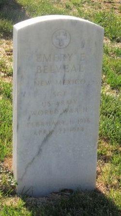 Emery Eldon Belveal