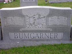 Frank Evans Bumgarner