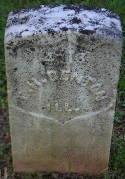 Pvt Edwin H. Benton