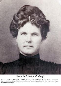 Lorania S. Lorana <i>Inman</i> Raffety