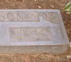 Mayme E. <i>Edington</i> Johnson