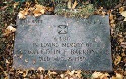 Colin Fraser Barron