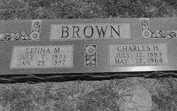 Lenna Irene <i>Mahanay</i> Brown