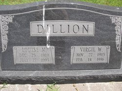 Virgil Willis Dillion