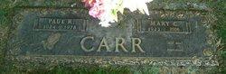 Mary <i>Clarke</i> Carr
