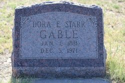 Dora Elizabeth <i>Palmer</i> Gable