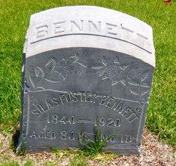 Silas Foster Bennett