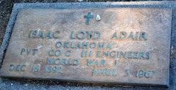 Isaac Loyd Adair