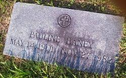 Minnie Pauline <i>Nestor</i> Haney