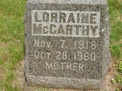 Lorraine <i>Withagen</i> McCarthy