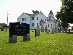 Emleys Hill Methodist Episcopal Churchyard