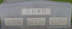 Margaret E Curd