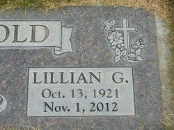 Lillian Grace <i>Bailey</i> Lubold