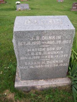 James B Dunkin