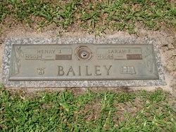 Sarah F Bailey